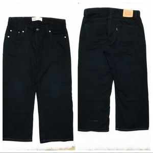 Levi's 550 Relaxed Fit Jeans- Big Boy/ 12 Husky